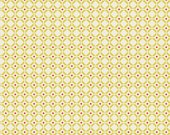 1 HALF YARD Garden Gate in Citron by Bonnie Christine, Art Gallery, Sweet as Honey fabrics