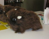 Reserved listing for kpiperj for a brown plush Little Alot