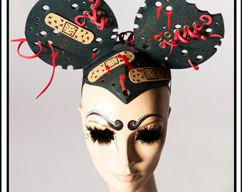 Ouchhhh…  Medical Mouse Ears Headdress
