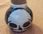 Market skull jar