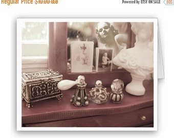 ON SALE Haunted Dollhouse Notecards