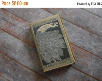ON SALE Miniature Art Nouveau Book