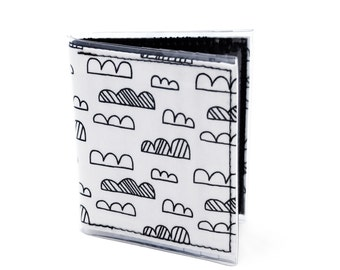 Warrior Wallet - Head in the clouds