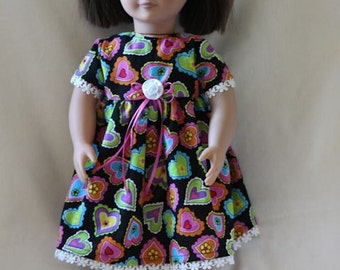 American Girl or Our Generation Doll Dress