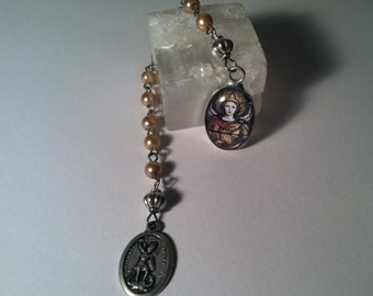 Archangel Michael One Decade Rosary Chaplet
