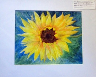 Proud Sunflower