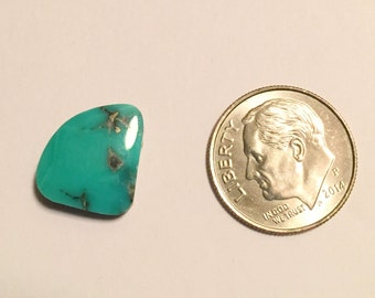 Stabilized Morenci Turquoise Cabochon