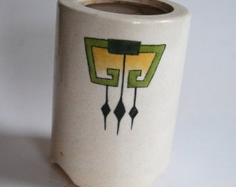 Vintage Pottery, Art Deco, Native Design