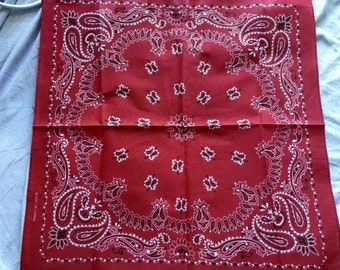 Bandanas, Set of Twenty