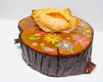 Flower Child Woodland Cake Stand