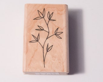 Leafy Vine stamp by A Muse