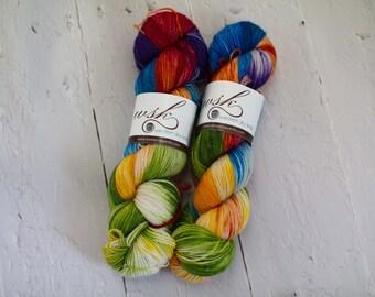Twinkle Sock 'Rainbow'