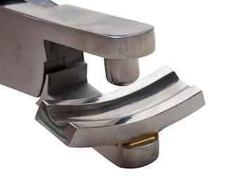 "Miland (Synclastic) Bracelet 5/16"" Channel Bending Pliers"