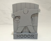 Hodor Door Stop - Hold The Door - 3D Printed