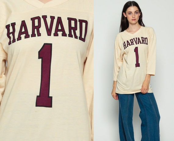 e799cc6e3b75 50%OFF Harvard Shirt Football Tshirt 80s CHAMPION American by ShopExile