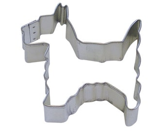 Scotty Dog Cookie Cutter, Scottish Terrier cookie cutter, Scottie cookie cutter