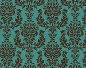Verde Damask Craft Stencil - Size Small - Better Than Wallpaper! Easy Furniture Refinishing!