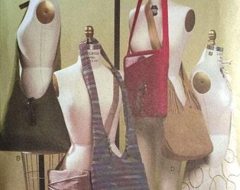 Vogue V8274 Accessories Sewing Pattern, Ladies Handbags