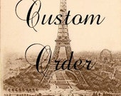 CUSOM ORDER For Lisa - Vintage Door Knob Inspiration Holders
