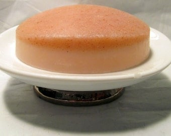 Himalayan Salt Soap, Luxury Soap, Detergent Free,  Moisturizing Soap , Glycerin Soap, Mineral Rich