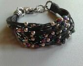 Necklace and bracelet - custom order for Csilla