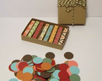 Tiny Clothespins--100 piece confetti--Boho Chic Style