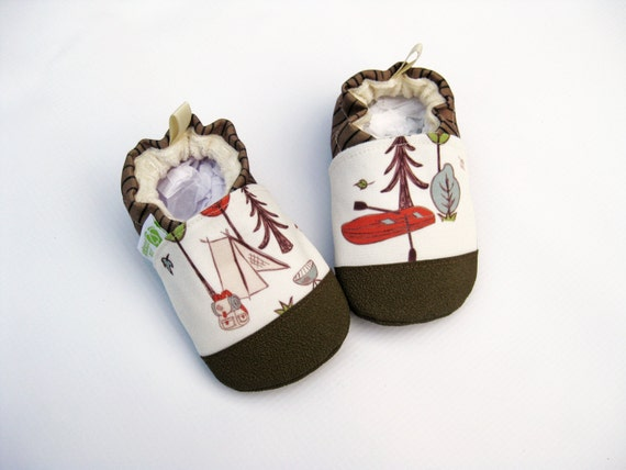 eco canvas vegan cing non slip soft sole baby shoes