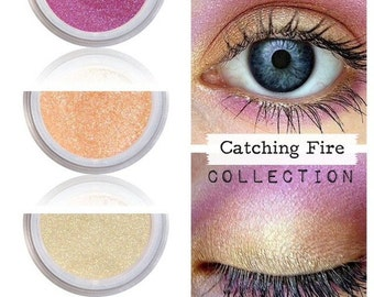 Hunger Games, Makeup, Eyeshadow, The Hunger Games, Mineral Makeup Kit, Eye Shadow Kit, Hunger Games Makeup, Make Up, CATCHING FIRE, Beauty