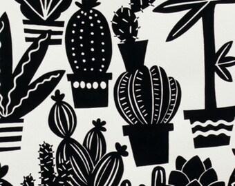 Alexander Henry - Agave in Black & White