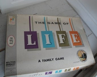 1960 Life Game First Edition