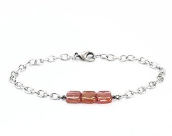 Amelia Stainless Steel Bracelet