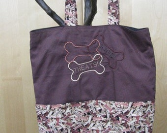 Good Dog Dog Bones Eco Friendly Tote Bag Shopping Bag