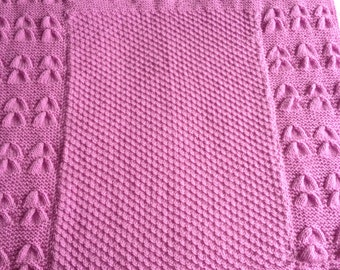 SALE! ROSY POSY baby blanket