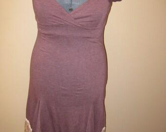 Purple Mori Princess Dress