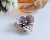 Antique Hydrangea Handmade Floral Clip/Pin