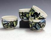 ceramic tea bowls office party gifts tea bowls cider bowls gifts party gifts wiskey shooters saki cups.