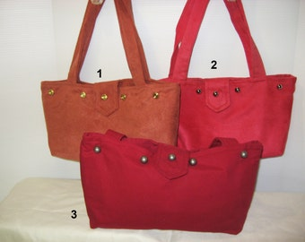 Choose a Red Purse to Add a Fun Cover To!
