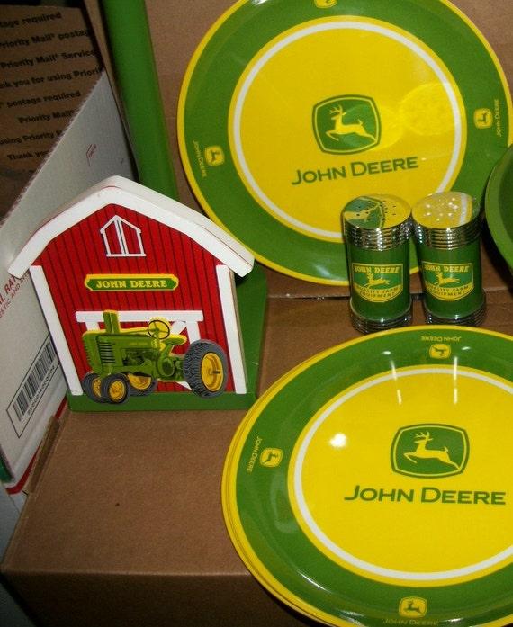 John Deere Ledger Plates : Items similar to collection john deere licenced