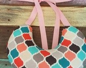 Reserved Dotty- Grace Relief Breast Cancer Pillow