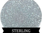 STERLING Silver Cosmetic Glitter
