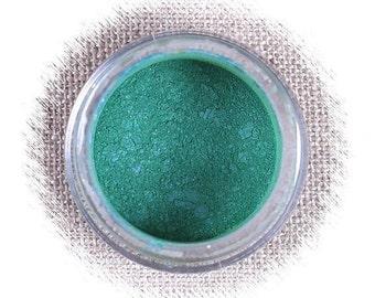 Spearmint Green Luster Dust, Green Luster Dust, Edible Luster Dust, Edible Luster Powder, FDA Approved Luster Dust, Green Decorating Luster