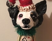 Custom Dog or Cat Christmas Ornament