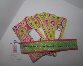 Cash Budgeting System - Budgeting Envelopes - Fabric Budgeting Envelopes - Zippered Envelopes - Money Envelopes - Ready to Ship
