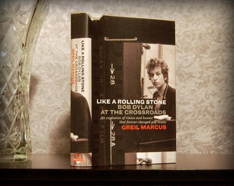 Hollow Book Safe (Like a Rolling Stone: Bob Dylan at The Crossroads)