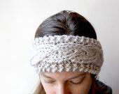 Knitted Ear Warmer, Custom Headband, Winter Knit Headband, Knitted Headband, Winter Earwarmer, Winter Headband, Ear Warmer, Teen Headband