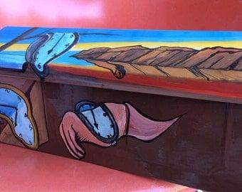 Custom Wall Mount Mailbox