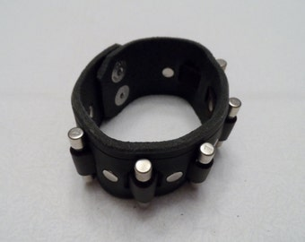 Fused Band - Black 8.5 Inches