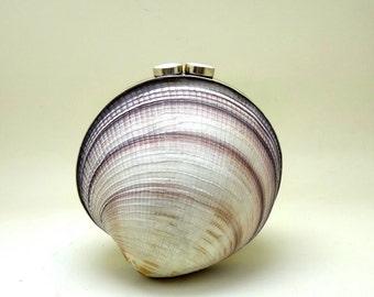 Imbao Shell Clutch Bag