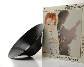 The David Bowie Scary Monsters GrooveBowl