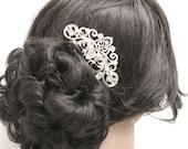 Wedding decorative combs,Wedding hair comb pearl,Bridal hair comb,Rhinestone hair comb,Bridal comb pearl,Wedding hair piece,Wedding comb